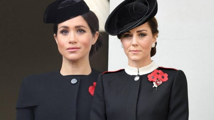 "Meghan + Catherine: ""Remembrance Day""-Looks im Vergleich"