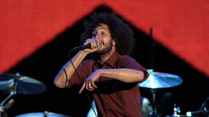 Rage Against the Machine geben Konzert in der Stadthalle Wien