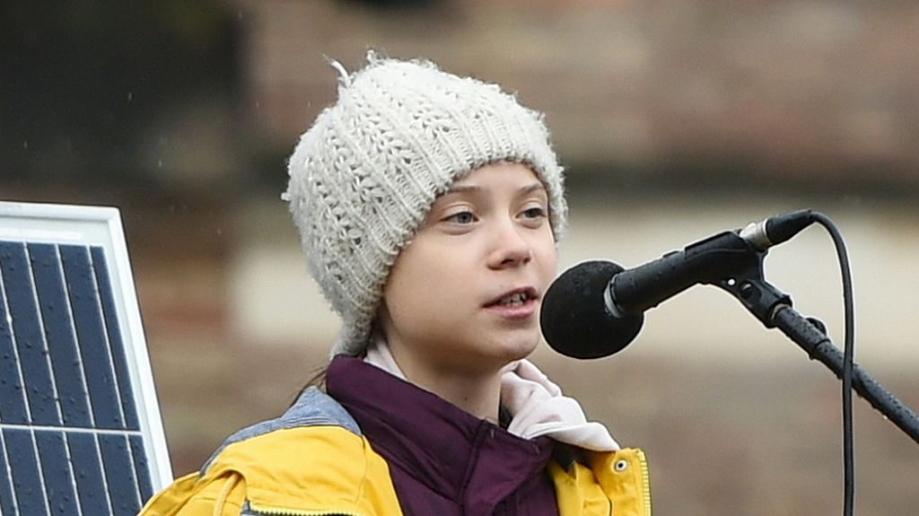 Greta Thunberg spendet 100.000 Dollar an UNICEF