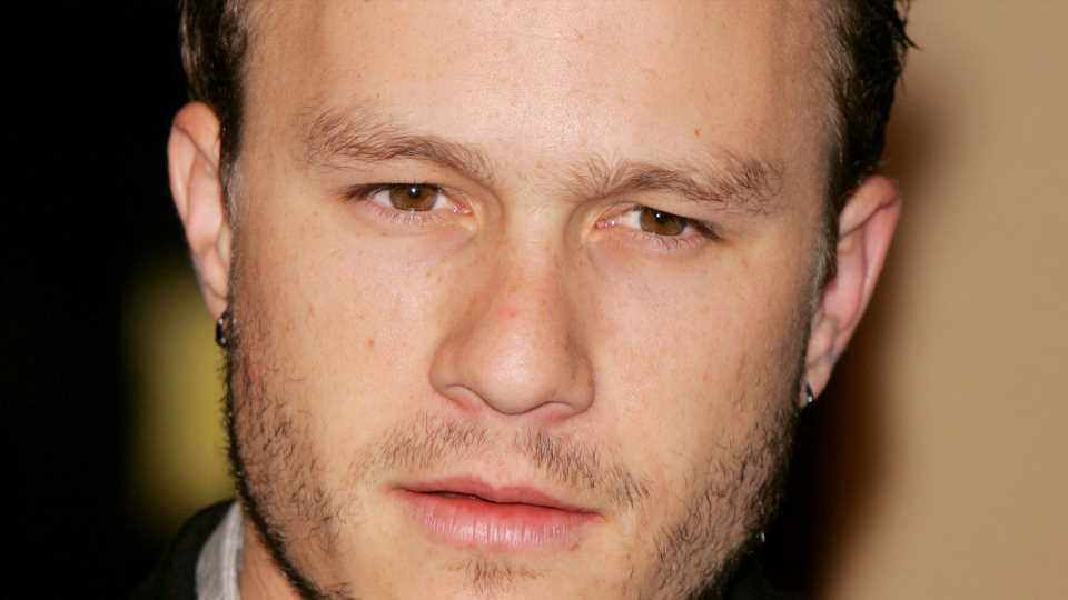 Heath Ledger Tod