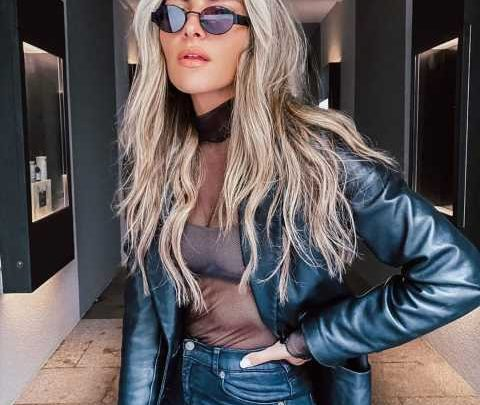Super sexy Sophia Thomalla: Transparent-Look gibt tiefe Einblicke