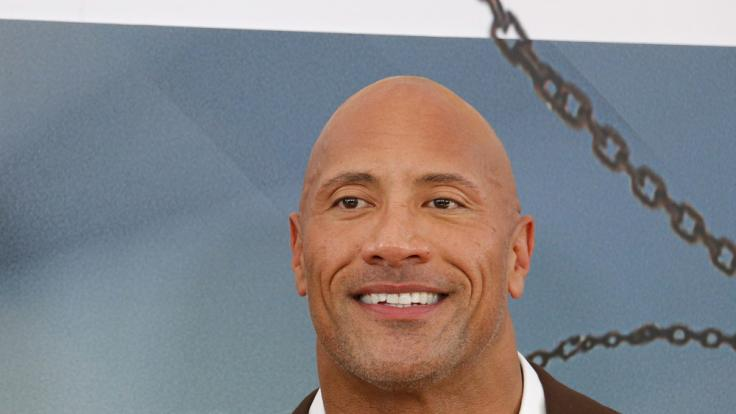 Instagram: Dwayne Johnson: Erster US-Mann mit 200 Millionen Instagram-Followern