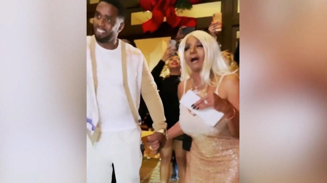 Protz-Präsent: Rapper P. Diddy schenkt seiner Mutter 1 Million Dollar