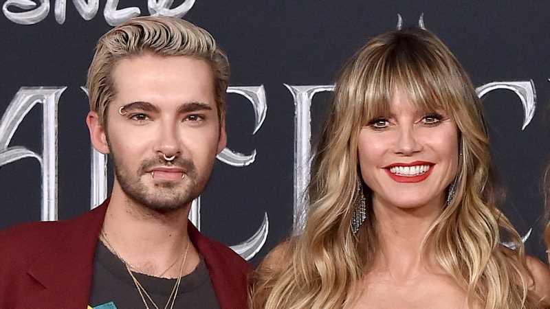 Heidi Klum: Intimes Bild mit Schwager Bill Kaulitz aufgetaucht! | InTouch