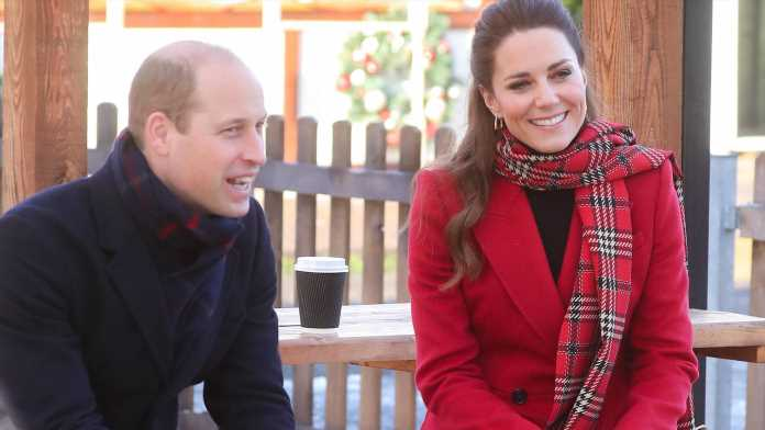 Herzogin Kate & Prinz William gewähren Einblicke ins royale Wohnzimmer