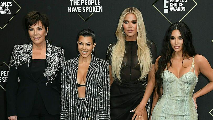 Die Kardashians verschenken 30 Rolex-Uhren an ihre TV-Crew