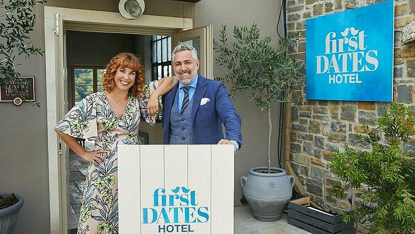 'First Dates Hotel' ist mit einer neuen Staffel zurück