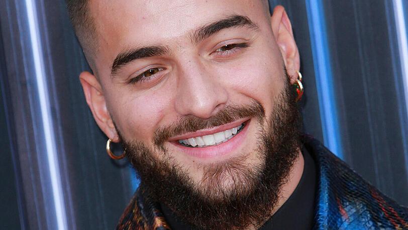Sänger Maluma ist erster Mann auf dem Cover der 'Elle'