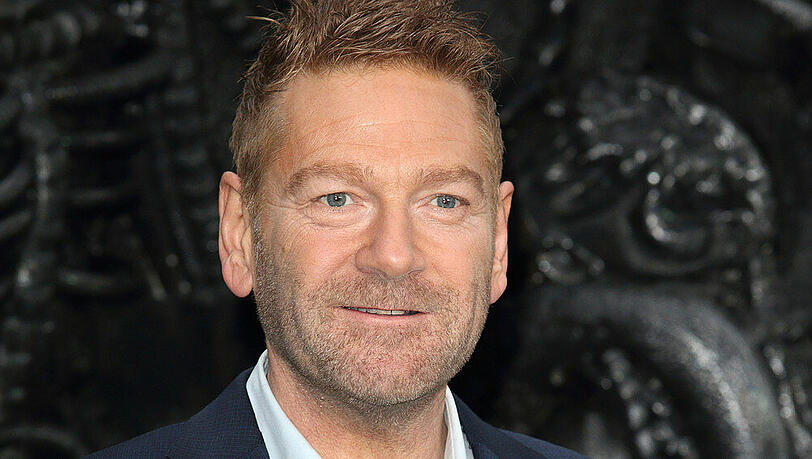 'Tenet'-Star Kenneth Branagh spielt Premierminister Boris Johnson