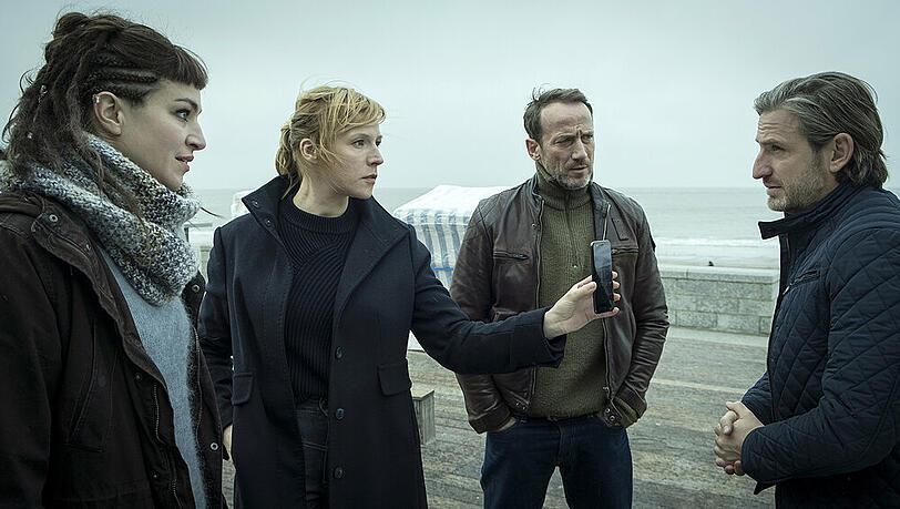 'Tatort' lockt fast elf Millionen Zuschauer vor die TV-Geräte