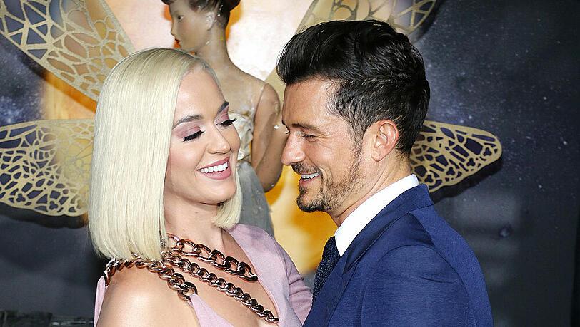 Katy Perry und Orlando Bloom: Die Hochzeit muss noch warten