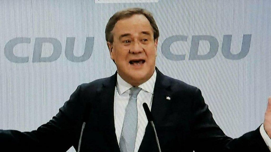 Er ist neuer Vorsitzender der CDU