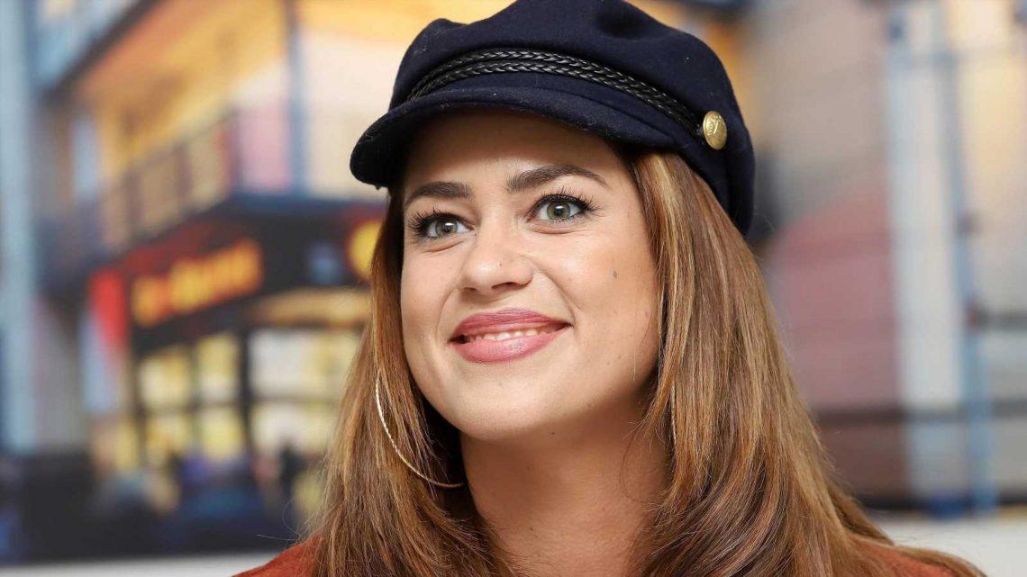 Ungeschminkte Jessica Paszka: Im Seitenprofil sieht sie aus wie Angelina Jolie