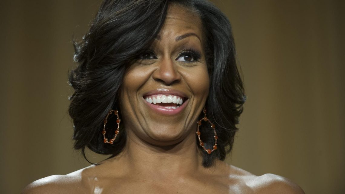 Michelle Obama zeigt sich völlig ungeschminkt – und sieht mega aus!