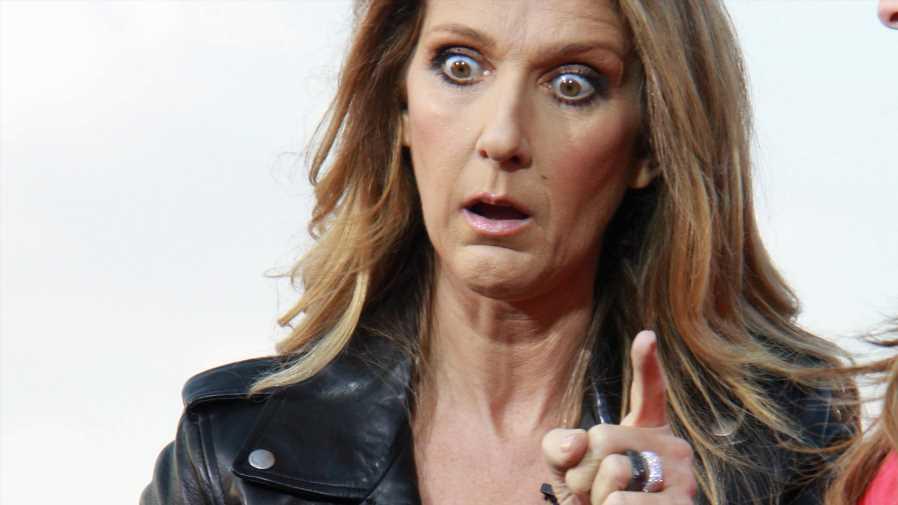 Engländer ändert seinen Namen und heißt jetzt Celine Dion!