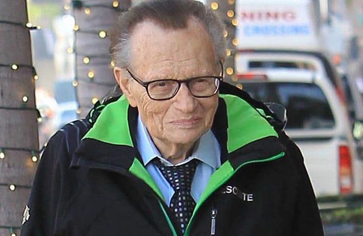 Larry King ist verstorben