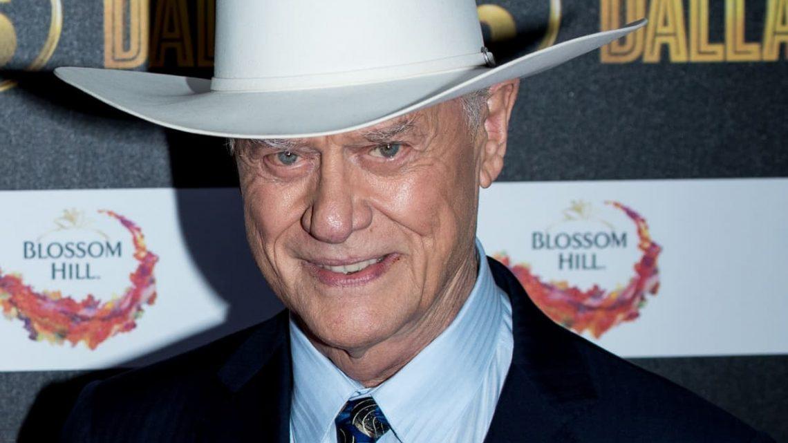 """""""Dallas""""-Star Larry Hagman (†81): Seine krasse Vergangenheit"""