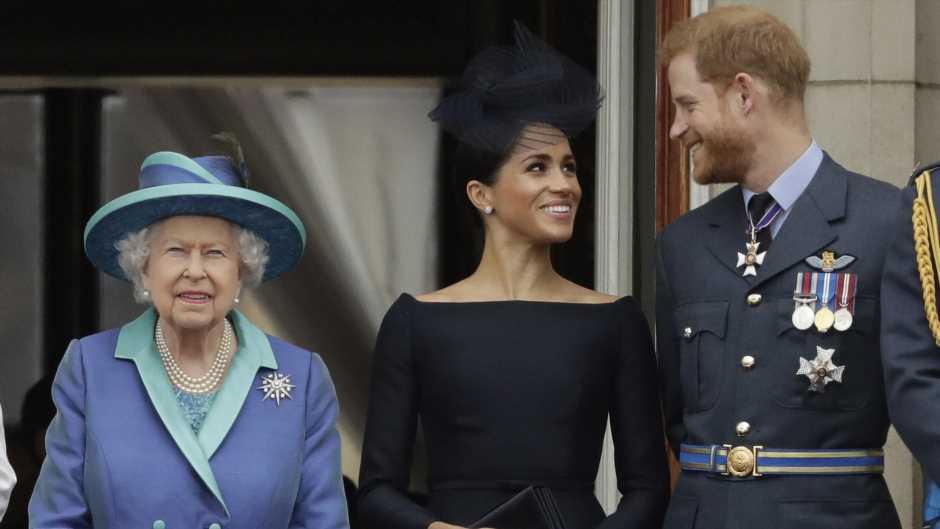 Wegen Corona: Prinz Harry kann nicht zur Queen reisen