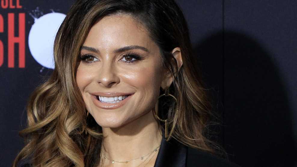 US-Star Maria Menounos erwartet Mehrlinge