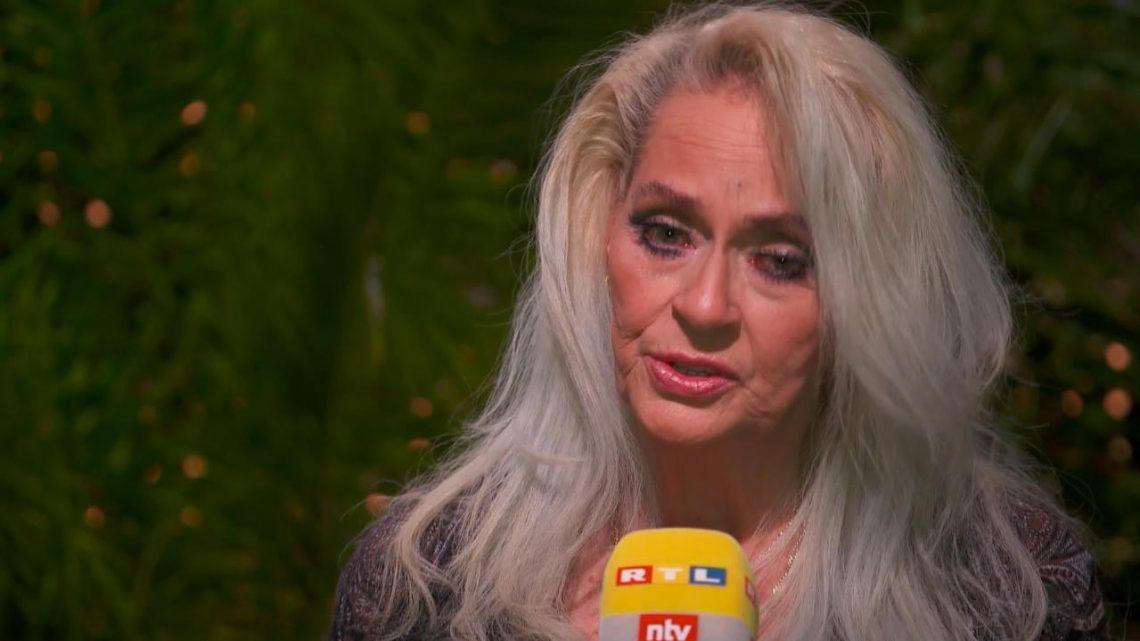 """Dschungelcamp 2021: Bea Fiedlers Appell an ihren Sohn: """"Bitte melde dich!"""""""