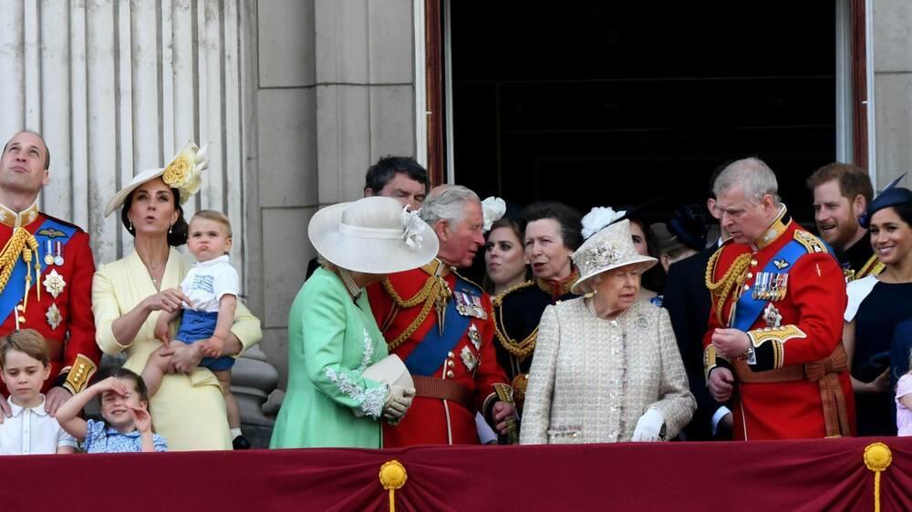 Feier zum 95. Geburtstag: Die Queen plant mit Harry und Meghan