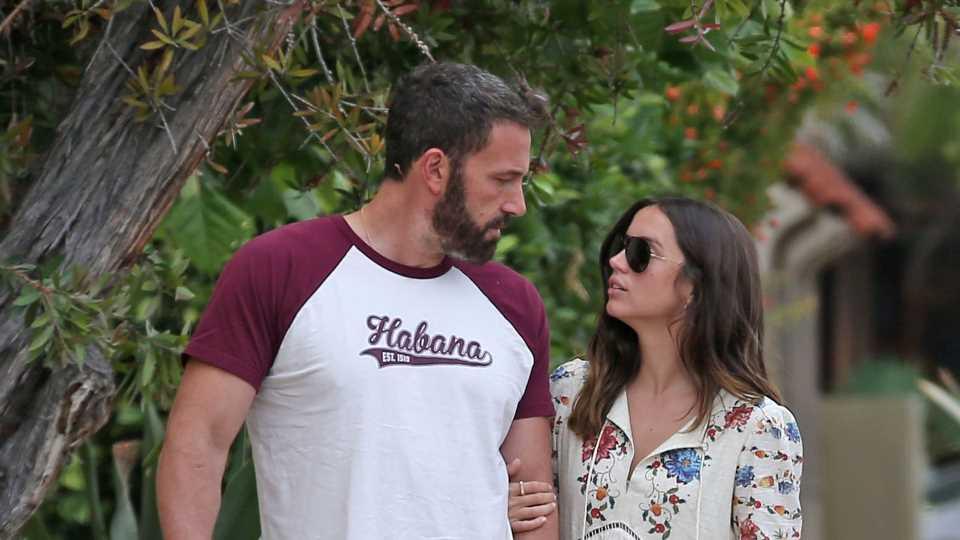 Trotz Trennung: Ben Affleck und Ex Ana reden mehrmals am Tag