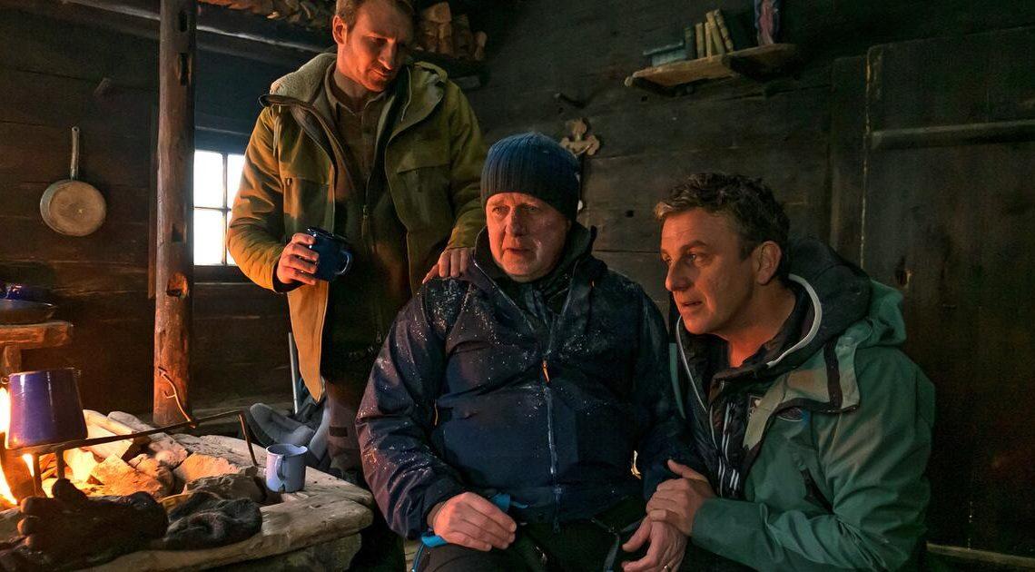 """Der Bergdoktor""-Star Hans Sigl trifft auf Vorgänger Harald Krassnitzer"