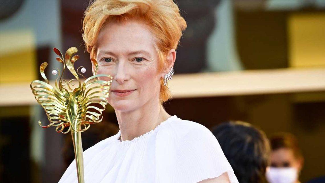 Schauspielerin Tilda Swinton outet sich als queer