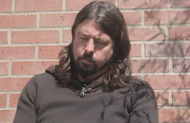 "Dave Grohl über ""Medicine at Midnight"""
