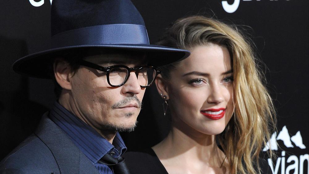 Johnny Depp: Unterschlägt Ex-Frau Amber Heard das Scheidungsgeld?