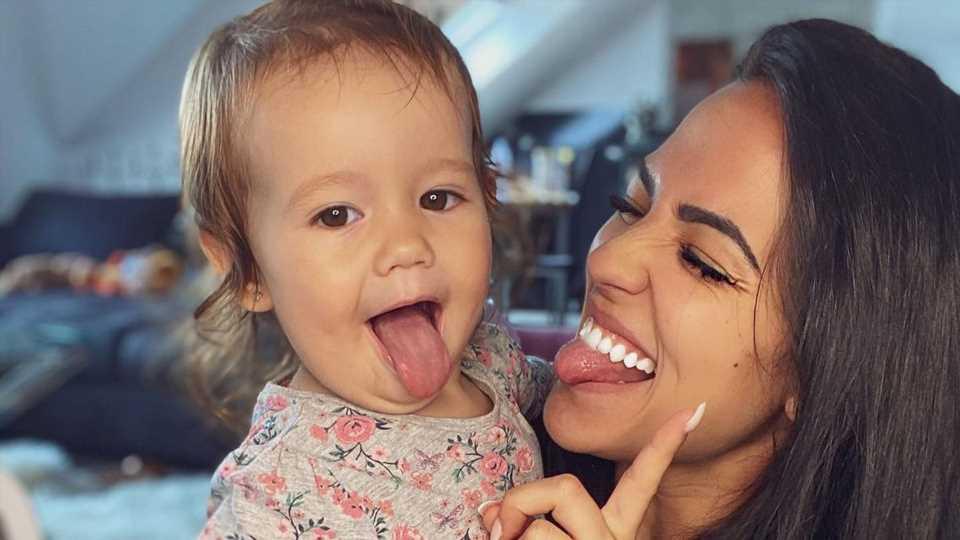 Elena Miras stolz: Tochter Aylen braucht keine Windeln mehr
