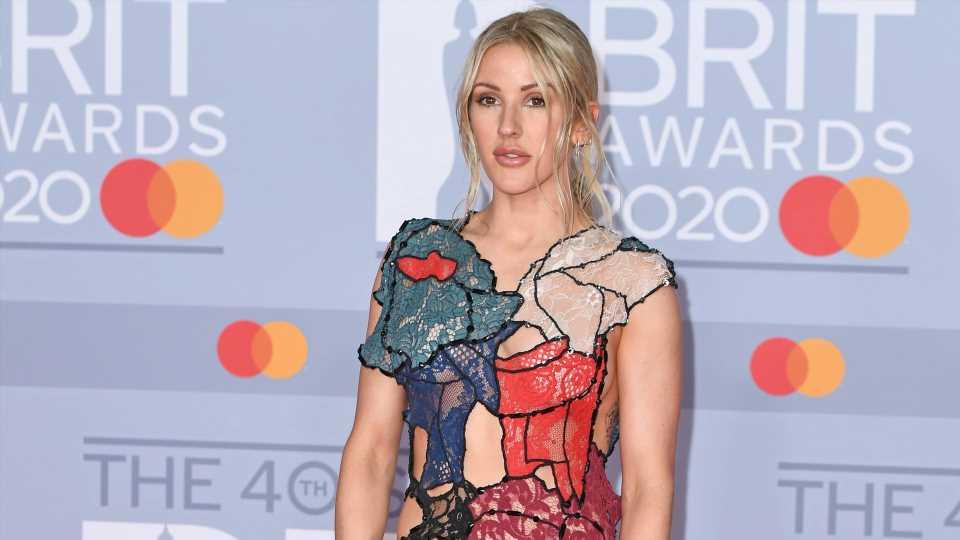 Neuer XXL-Locken-Look: Ellie Goulding nicht wiederzuerkennen