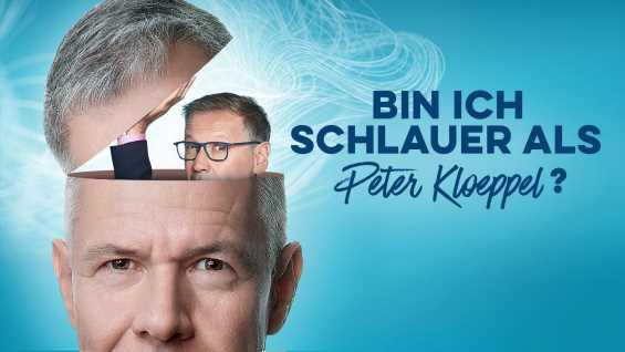 """""""Bin ich schlauer als Peter Kloeppel?"""" – Messen Sie sich mit dem News-Anchor"""