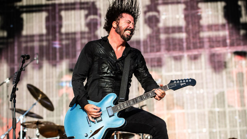 Die neue 'No Son of Mine'-Single der Foo Fighters zollt Lemmy Tribut