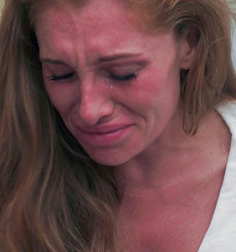 Georgina Fleur: Herzzerreißendes Statement