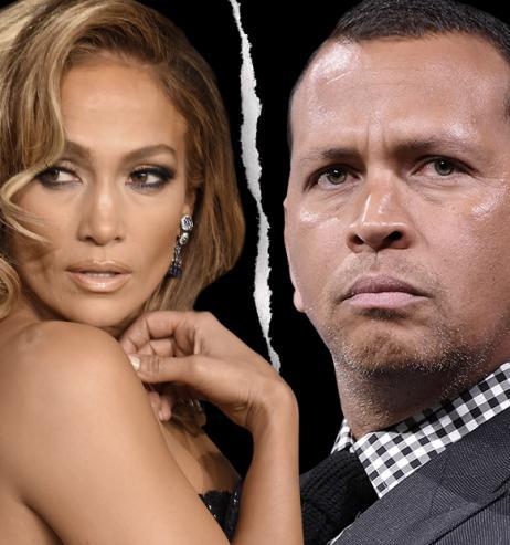 Jennifer Lopez & Alex Rodriguez: Trennungs-Schock