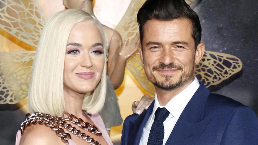 Romantische Fotos: Katy Perry gratuliert Orlando Bloom zum Geburtstag