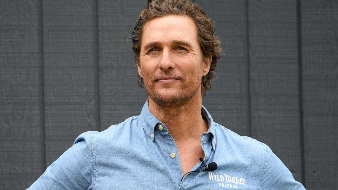 Matthew McConaughey überrascht seine Fans mit diesem Kinderfoto