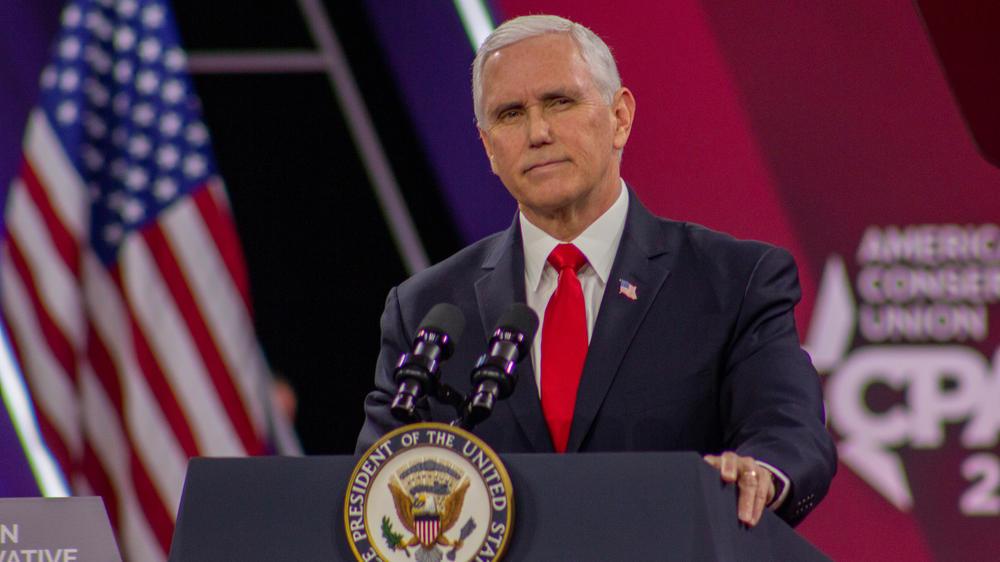 Mike Pence wird wohl an Joe Bidens Amtseinführung teilnehmen