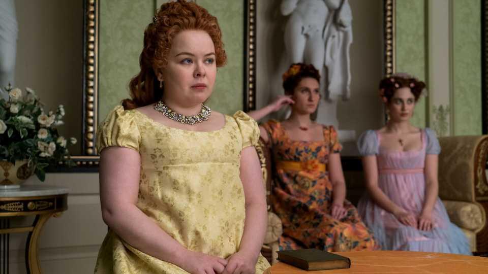 """""""Bridgerton"""": Wird jeder erfahren, wer Lady Whistledown ist?"""
