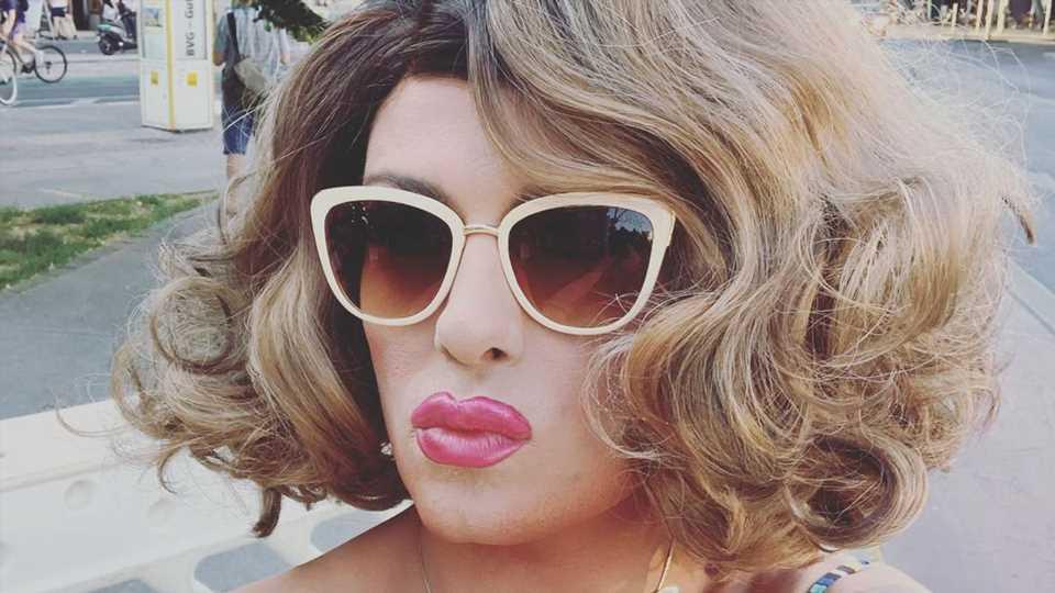 Kandidatin Nina Queer postet letzte Worte vor Dschungelshow