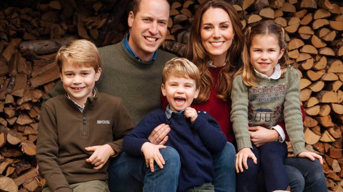 William und Kate: Neuer Familienhund tröstet über Lupos Tod hinweg