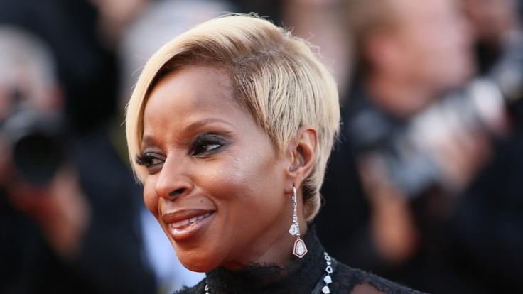 Geburtstag: Promi-Freunde gratulieren Mary J. Blige zum 50. Geburtstag