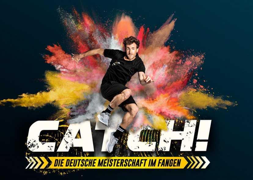 """""""CATCH! Die Deutsche Meisterschaft im Fangen 2021"""" am Freitag"""