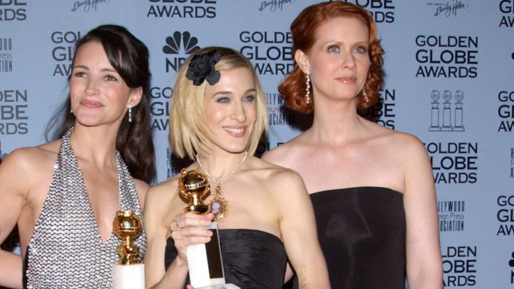 """Kristin Davis: """"SATC""""-Stars kassieren mehr als eine Million Dollar pro Folge"""
