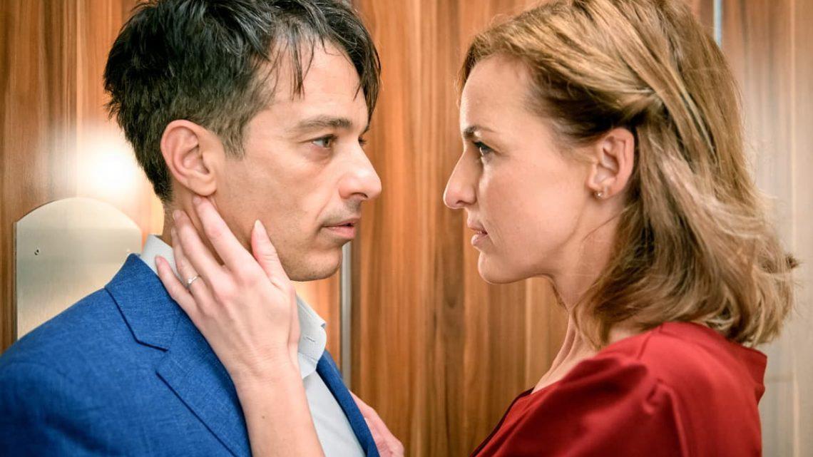 """""""Sturm der Liebe"""": Endlich kommt es bei IHNEN zum Kuss"""