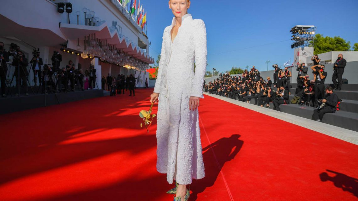 Spätes Coming Out: Tilda Swinton ist queer