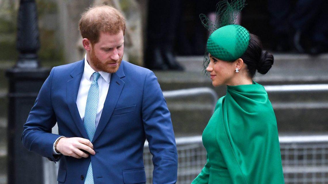 Herzogin Meghan & Prinz Harry: Jetzt schießt der Palast zurück | InTouch