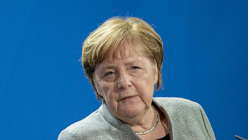 'Farbe bekennen': Angela Merkel zu Gast in Sondersendung
