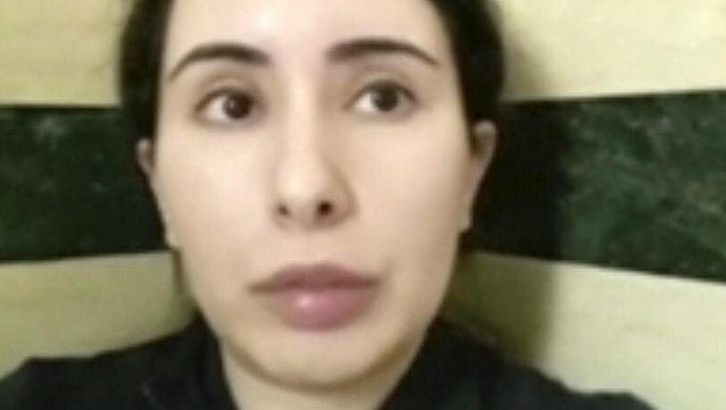 Hilferuf von Dubai-Prinzessin Latifa: 'Ich bin eine Geisel'